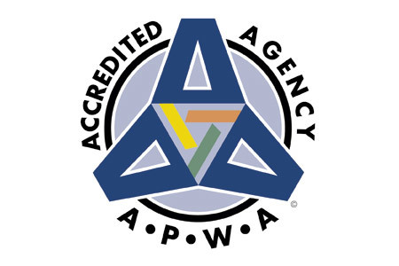 haltom city accredited agency apwa